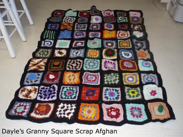 Make Your Own Afghan with These Free Granny Square Patterns