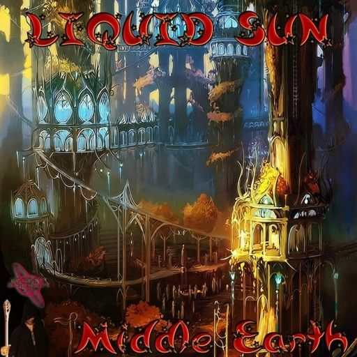 This is the third release of Liquid Sun, and DJ Sunborn is coming again with this EP, to take you on a magic trip into the Myth, with a tribute to J.J.R.Tolkien's world of Middle Earth, always with his unique style which is based more on the mysterious feelings and mindblowing musical passages, than just dancing beats. Released by Space Alchemy Lab and mastered by Oberon