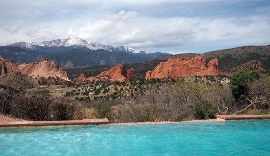 Family Getaway Lodge At Garden Of The Gods Club Colorado Springs