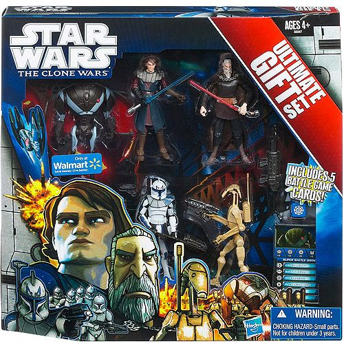 Star Wars: The Clone Wars Collectible Vinyl Figures Funko Pop 3.75 Set of 4 Set of 4 3.75