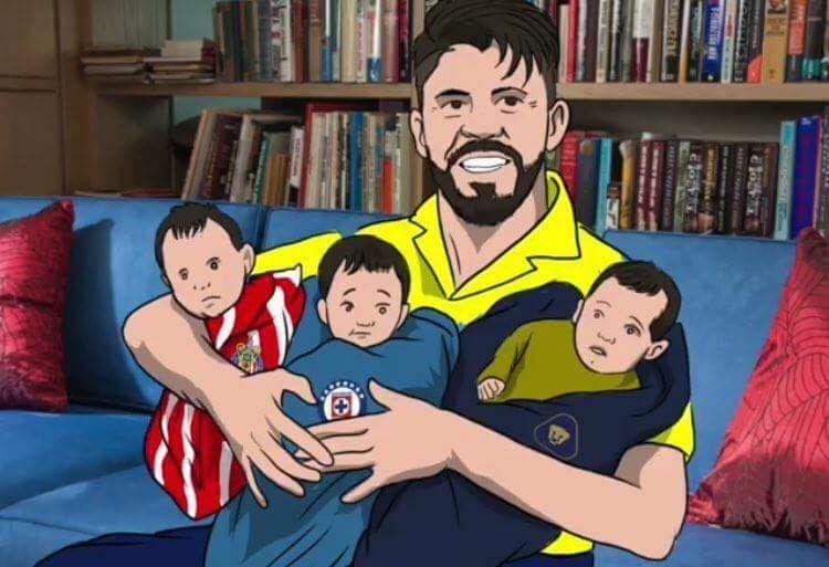 Vámonos Con Los Memes Del América Vs Chivas Futbol Mexicano