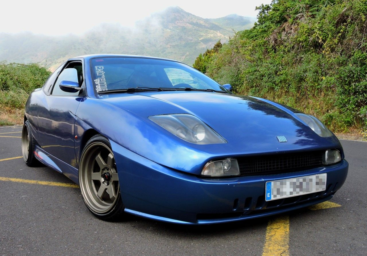 Fiat Coupe Coupe Fiat Voiture Simca