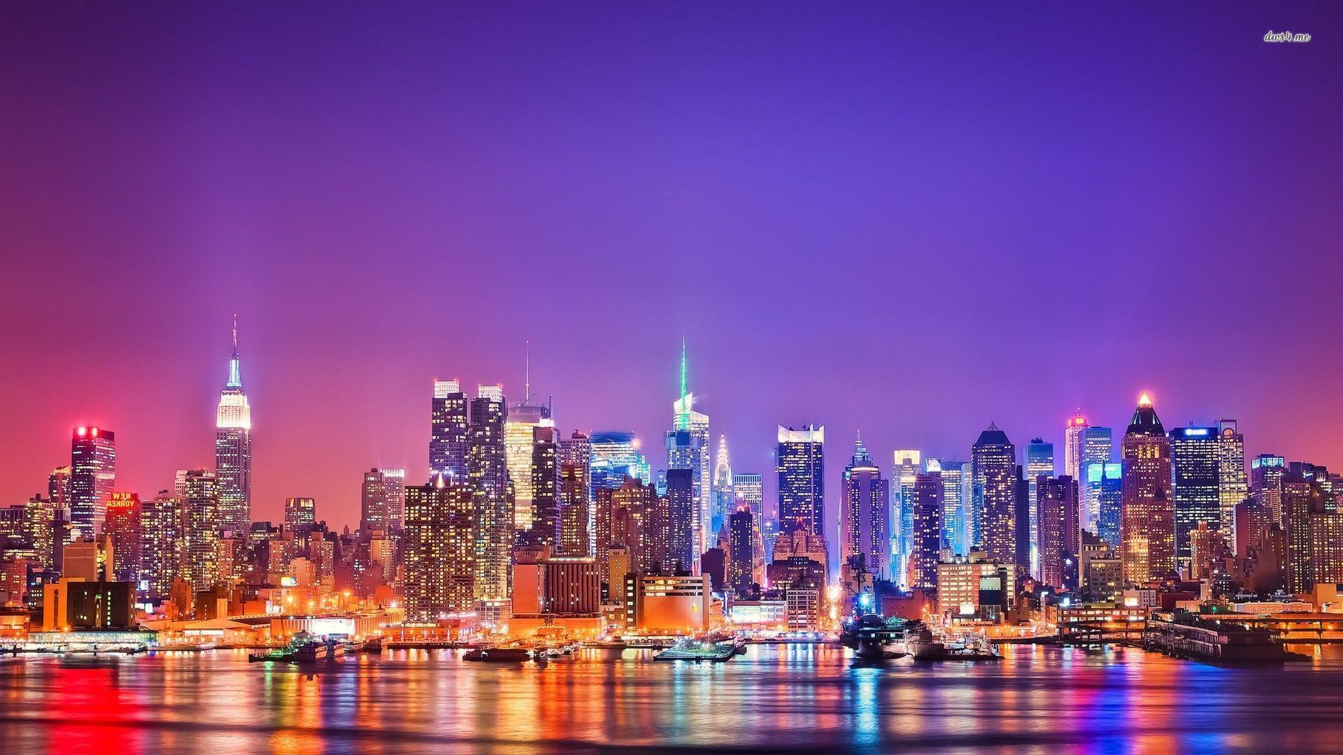 New York Skyline Wallpapers Wallpaper