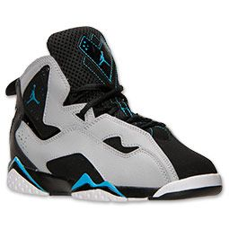 Boys' Preschool Jordan True Flight Basketball Shoes