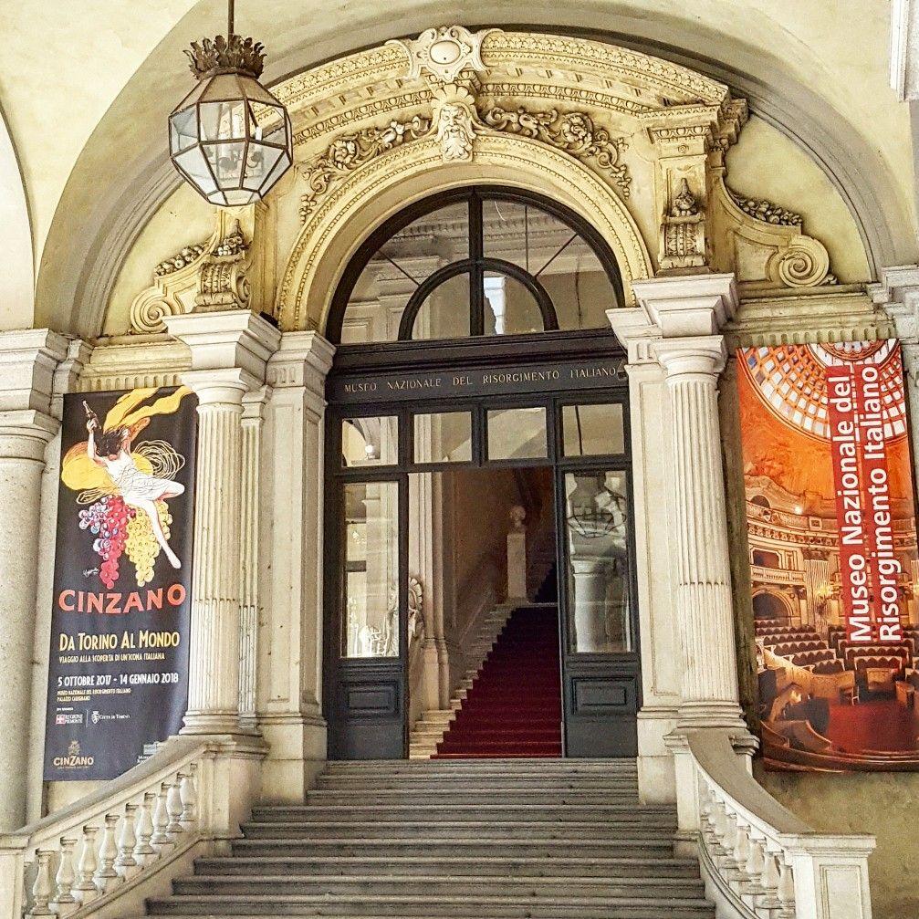 Museo Nazionale Del Risorgimento Italiano.Torino Museo Nazionale Del Risorgimento Italiano Italy Italie