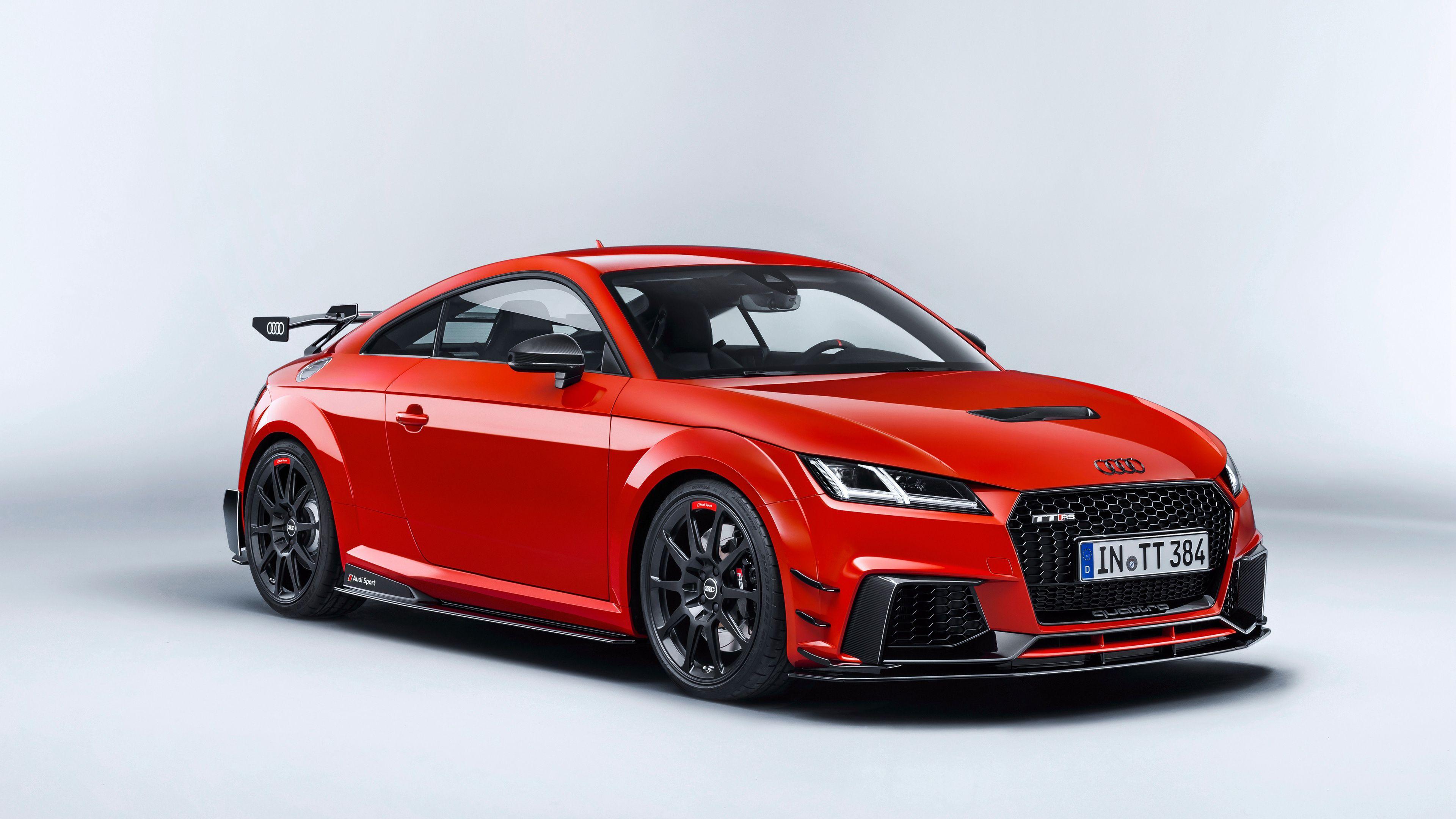 Wallpaper 4k Audi Tt Rs Performance Parts 2017 Cars Wallpapers 4k