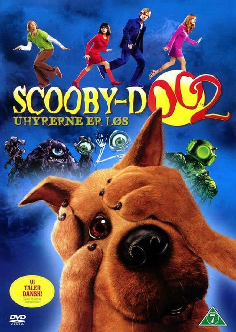 Scooby Doo 2 Monsters Unleashed Hd 2004 Hela Filmer Pa Natet Swefilmer