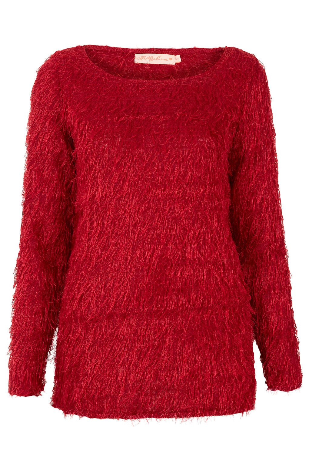 Red Pullover   Oh My Love   Topshop   clothing   Pinterest ...