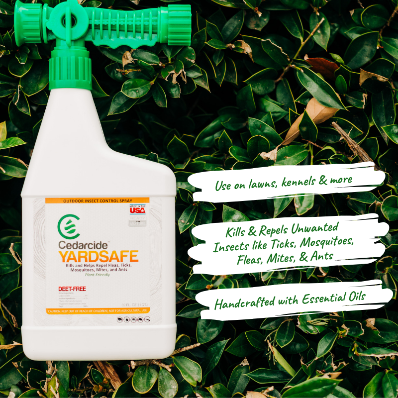 Insect Control, Deet Free, Pet Safe