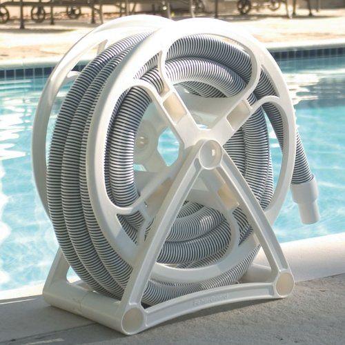 $44.98 Pool Vacuum Hose Storage Reel | Pool | Swimming pool ...