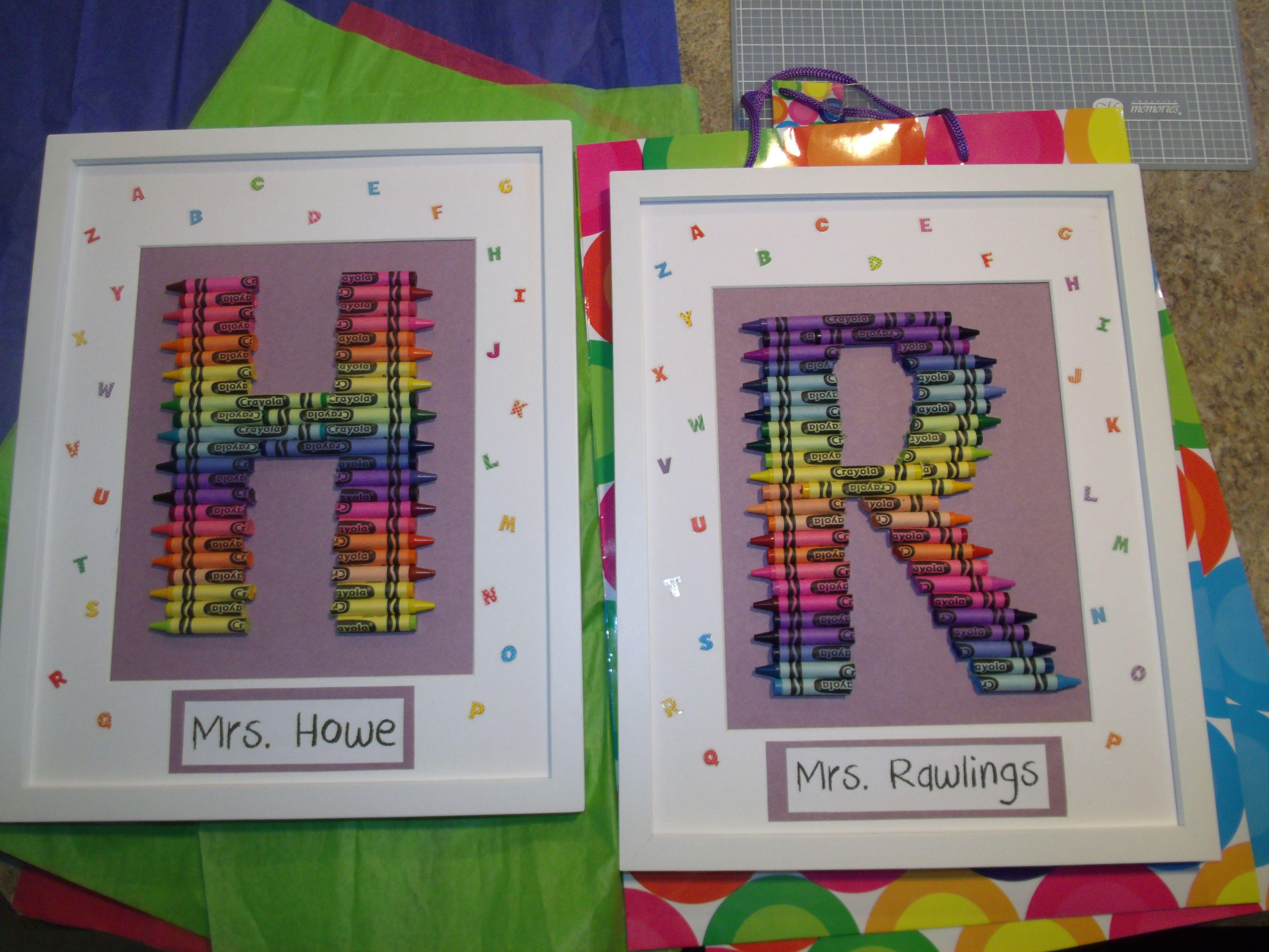 Kindergarten Teacher Christmas Gifts