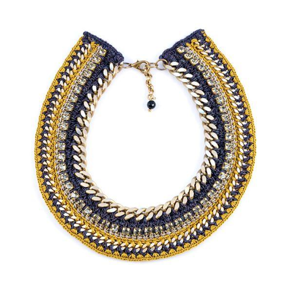 Pandora - Necklace by Lamprini