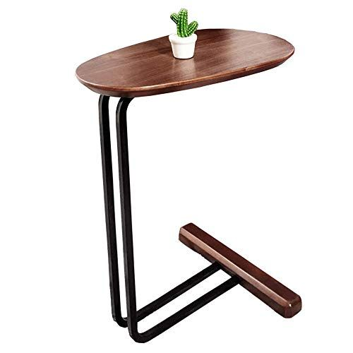 Axdwfd Coffee Table Oak Side Table, Perfect for Living Room ...