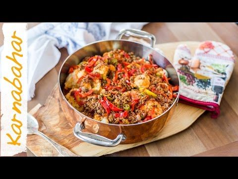 Cauliflower with minced meat moms recipes turkish food anda cauliflower with minced meat moms recipes turkish food anda yeilyurt youtube forumfinder Choice Image