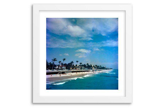 Slim Aarons, Palm Beach, Mini