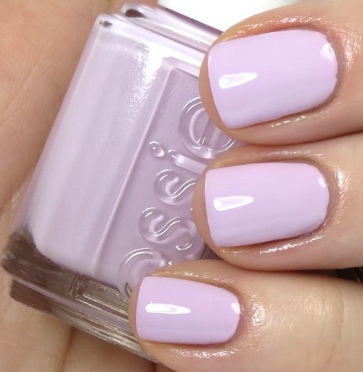 Spring Awakening Nail Art By Essie Looks Create A Beautiful At Home Manicure In Pink Lacquer With Amber Murray Of Beauty Junkies