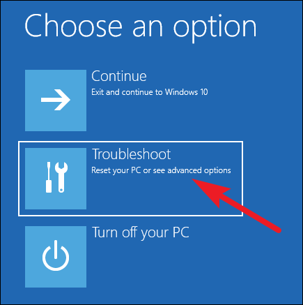 Windows 10 boot system options best