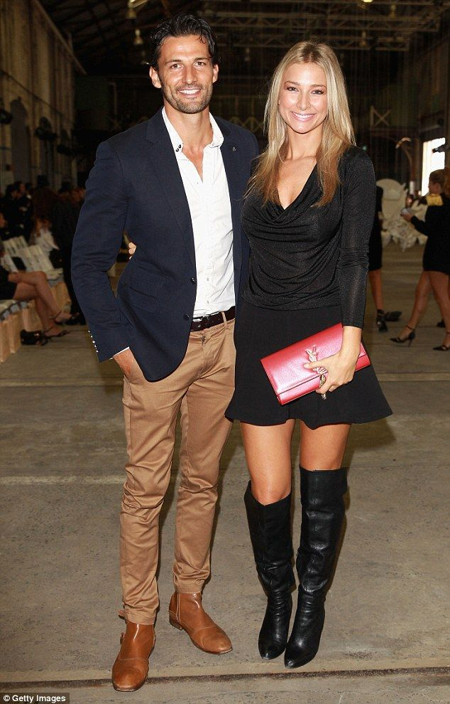 Tim Robards And Anna Heinrich s Love Story Is So Perfect It Hurts