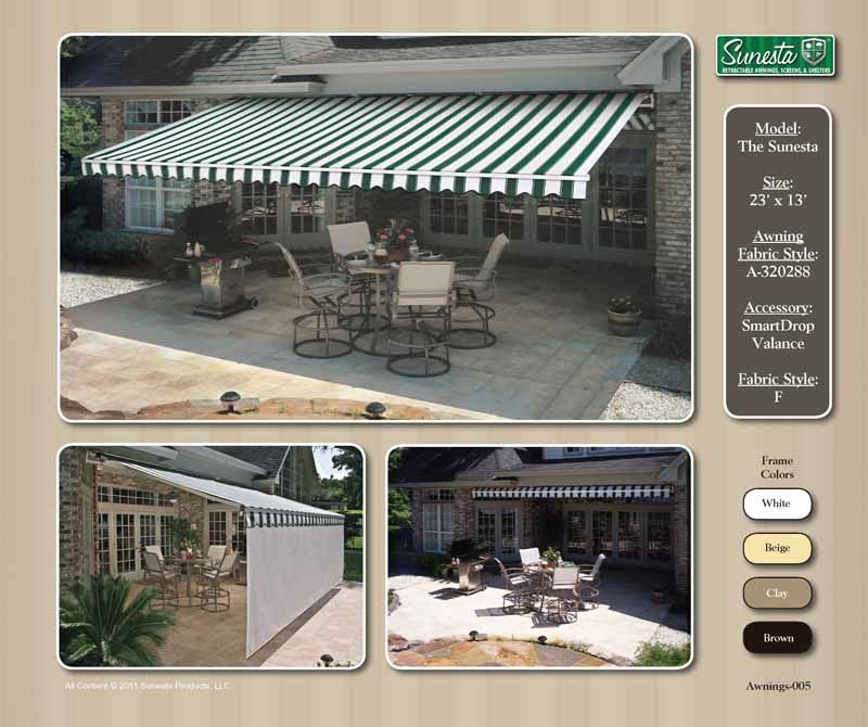 Nc Emerald Isle Nc Awning Center Retractable Awning Sunesta Gallery Screened In Patio Retractable Awning Patio Awning