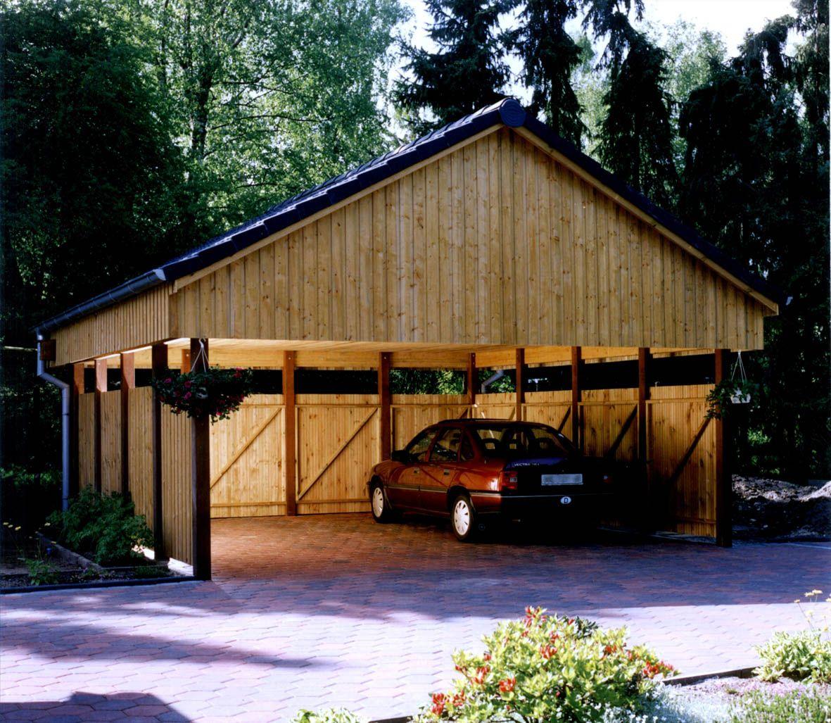 Euro Carport Ca 6 4x6 4 M Kosten Bausatz Ca 11 500 Euro Montage Ca 4 300 Euro House Styles Carport Outdoor Structures