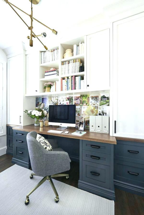 White desk with wood top medium image for home office ideas desks modern pretty dream love dark blue also rh co pinterest
