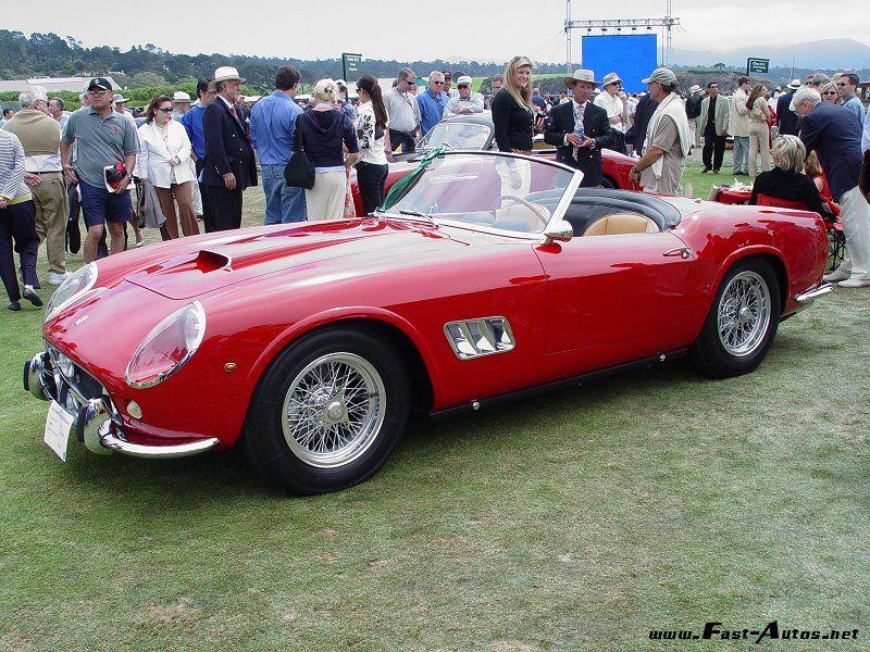Ferrari 250 Gt California Classic Cars Car Ferrari