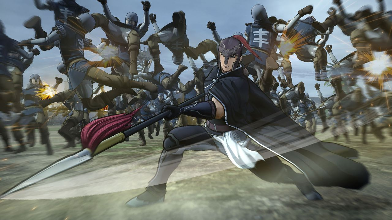 Arslan the warriors of legend ps4 legende et playstation