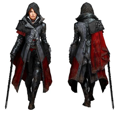 Assassin S Creed Syndicate Evie Frye Cosplay Assassinscreed