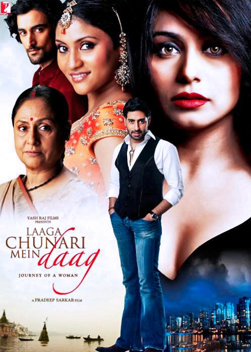 Laaga Chunari Mein Daag 2007 Completa Online Subtitulada Películas Hindi Películas En Línea Películas De Bollywood