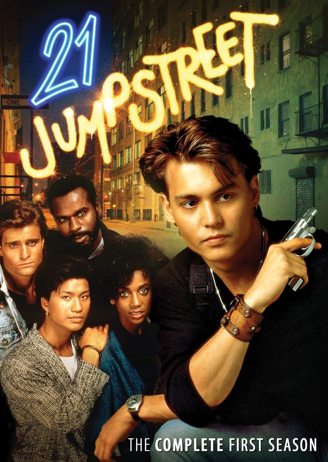21 Jump Street (TV Series)(1987) Country: United States | Screen ...