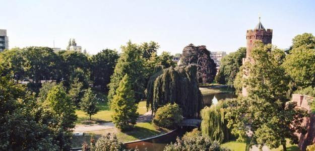 Kronerburgenpark Nijmegen