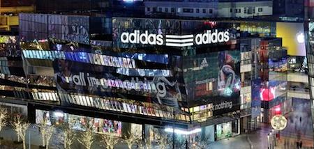 tienda adidas en nueva york