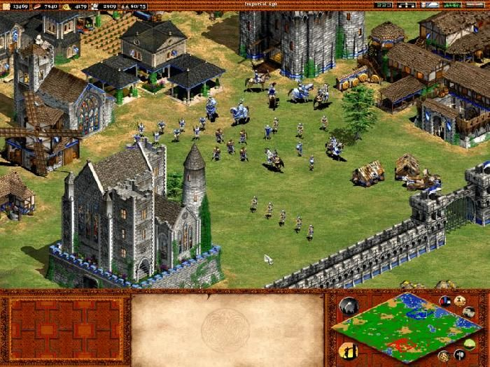 Playing With The Celts Age Of Empires Ii Age Of Empires Real