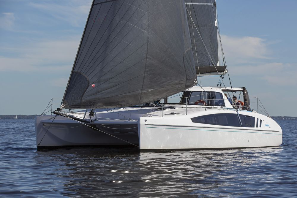 Seawind 1190 Catamaran and Boating - boat bill of sale