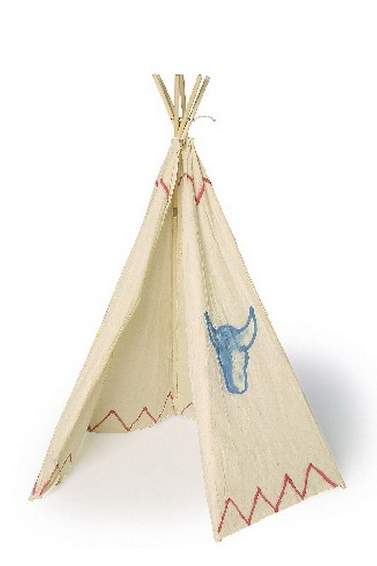 tipi teepee tepee tente d 39 indien pour enfant tipi. Black Bedroom Furniture Sets. Home Design Ideas