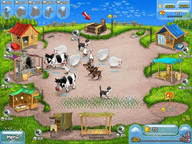 Free Download Farm Frenzy 1 Full | FRee Game Download For PC | Farm