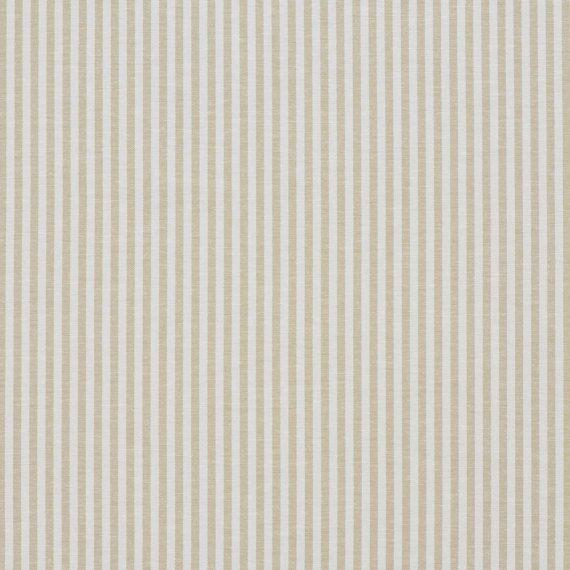 Wondrous Khaki Beige And White Ticking Stripes Cotton Heavy Duty Bralicious Painted Fabric Chair Ideas Braliciousco