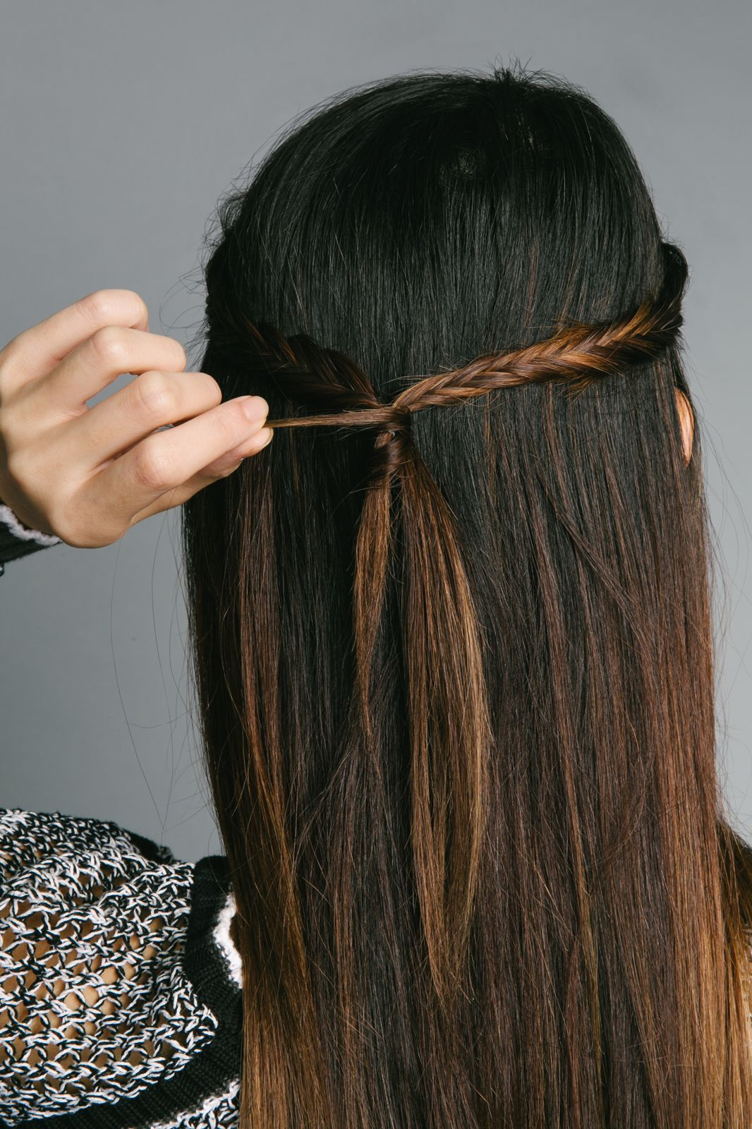 Rejoice! Non-Boring Work Hairstyles for Long Hair