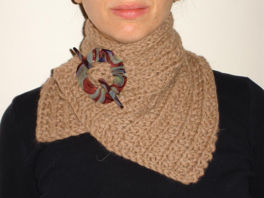 Simple neck warmer neck warmer knitting patterns and patterns free knitting pattern simple neck warmer bankloansurffo Choice Image