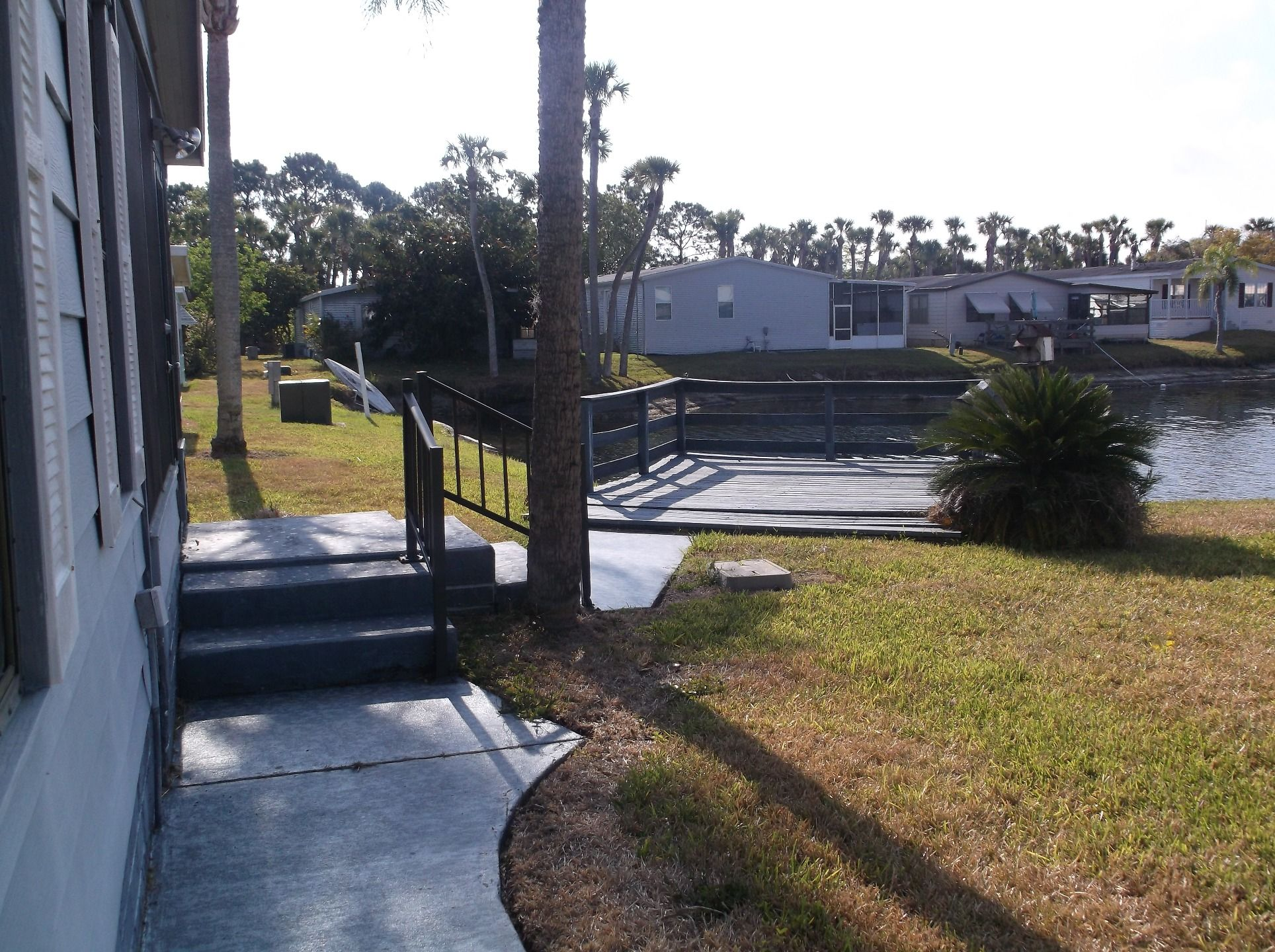 Great view 1988 Glen Mobile / Manufactured Home in