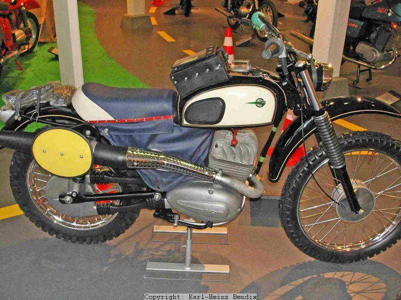 Eisenschwein Motorrad