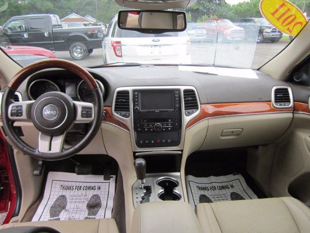 Used 2011 Jeep Grand Cherokee Overland 2wd For Sale In Smithfield