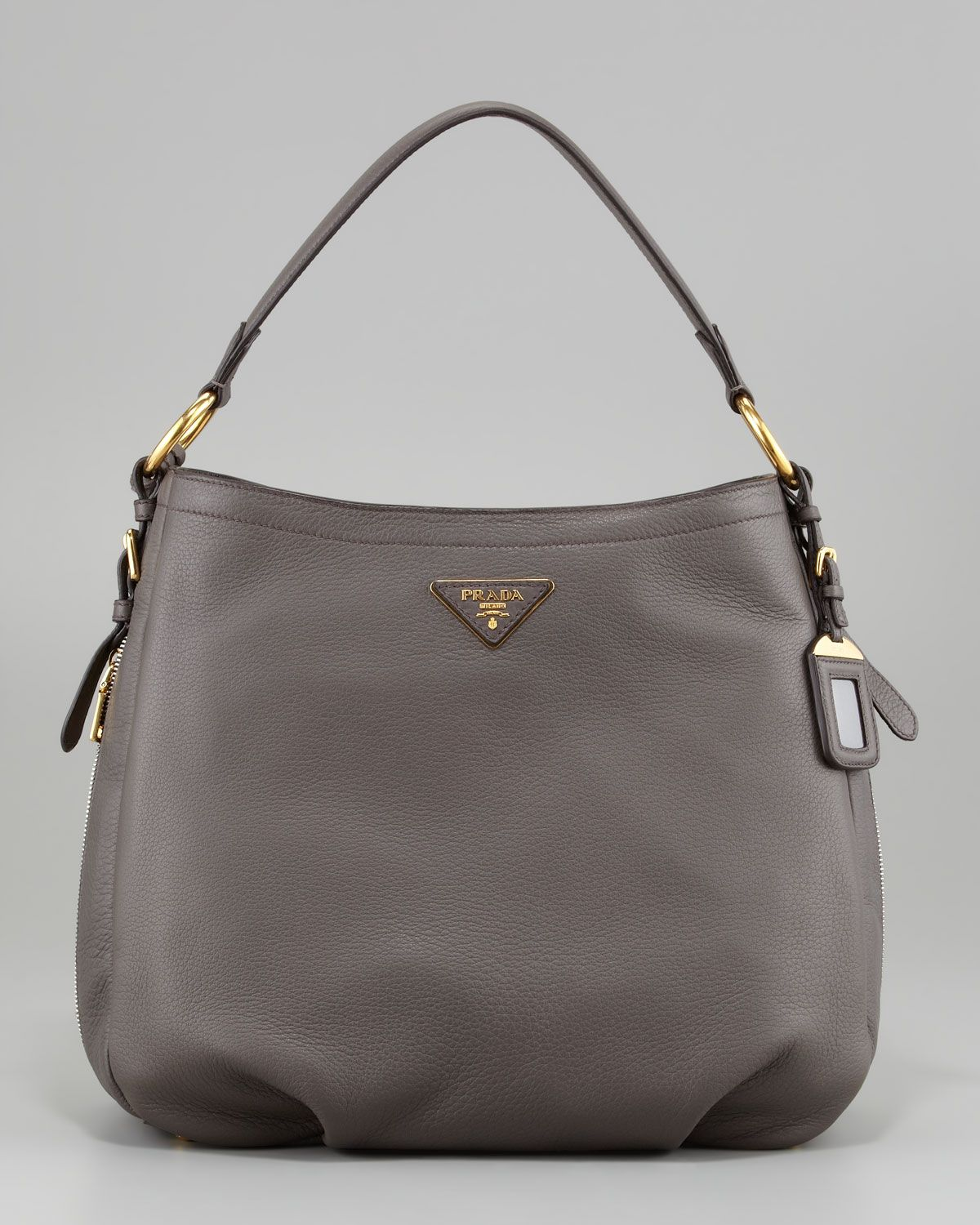 3e0129b6a67c Women's Gray Cervo Hobo Bag | My Stuff | Bags, Prada, Fashion
