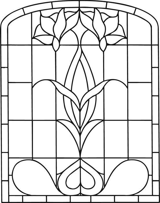 Blog de pl stica y manualidades en primaria hacemos - Modelos de vidrieras ...
