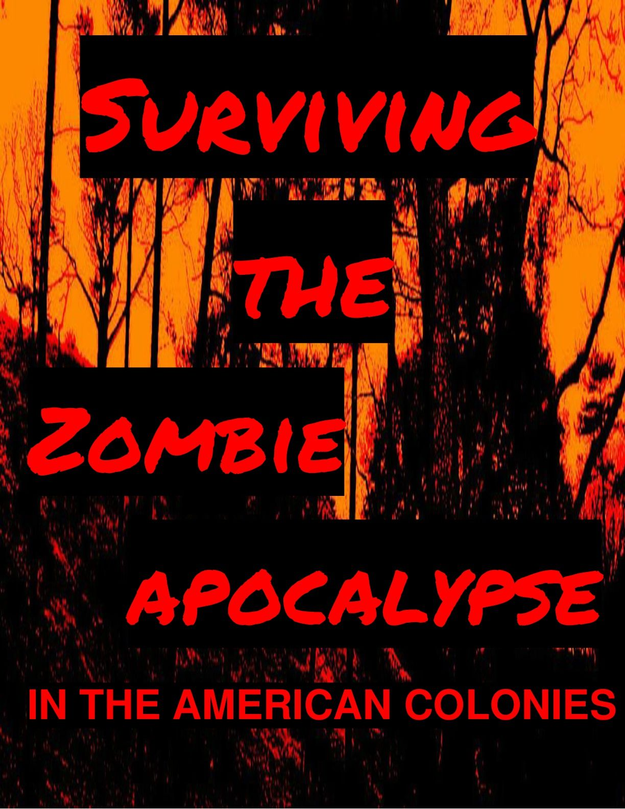 Survive The Zombie Apocalypse During The American Colonial Period With This 2 Week Project Based Learning Unit Survival American Colonies Survival Prepping [ 1584 x 1224 Pixel ]