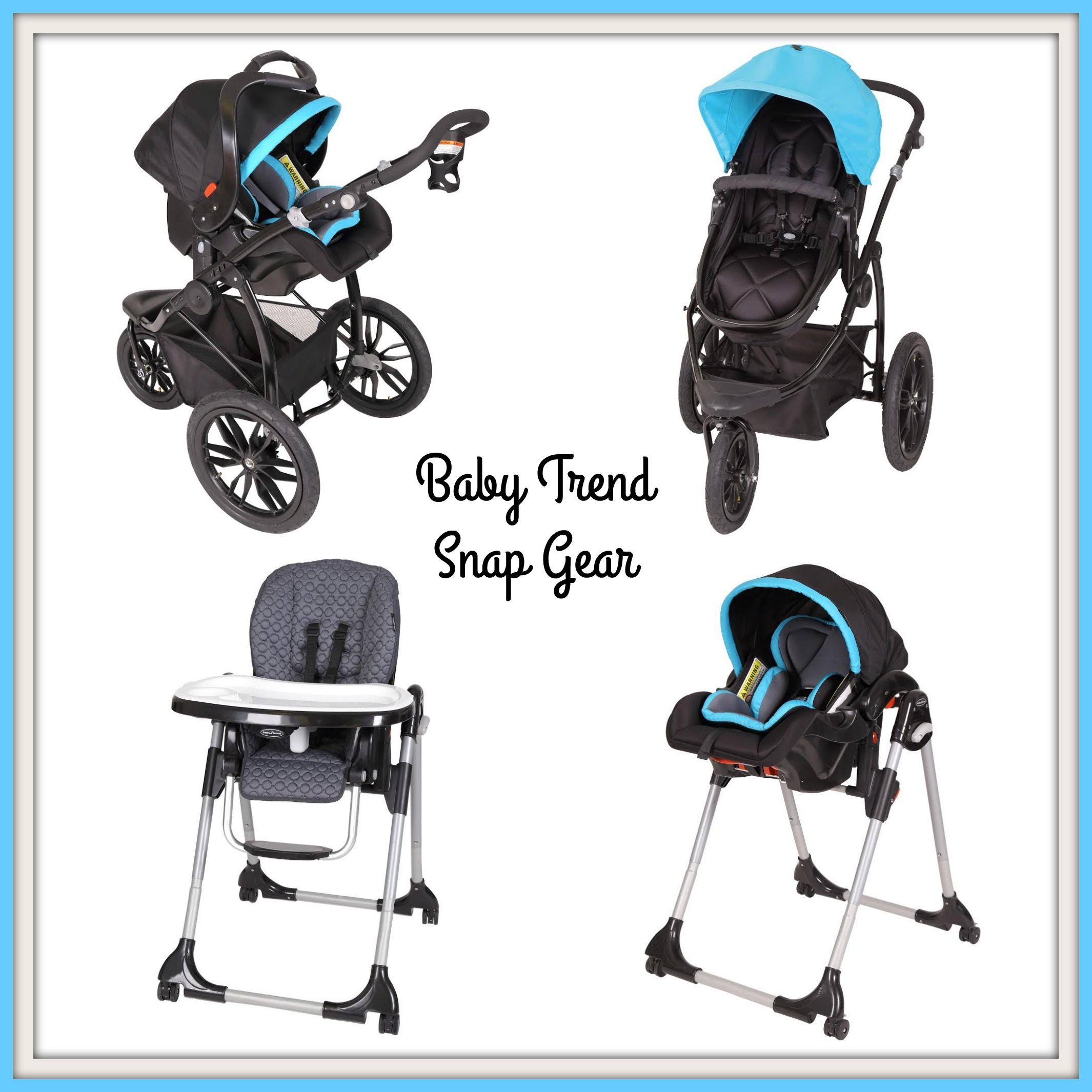 Baby Trend Snap Gear Infant System Review (With images