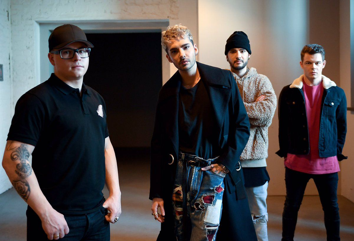 Hq Pics Tokio Hotel Britta Pedersen