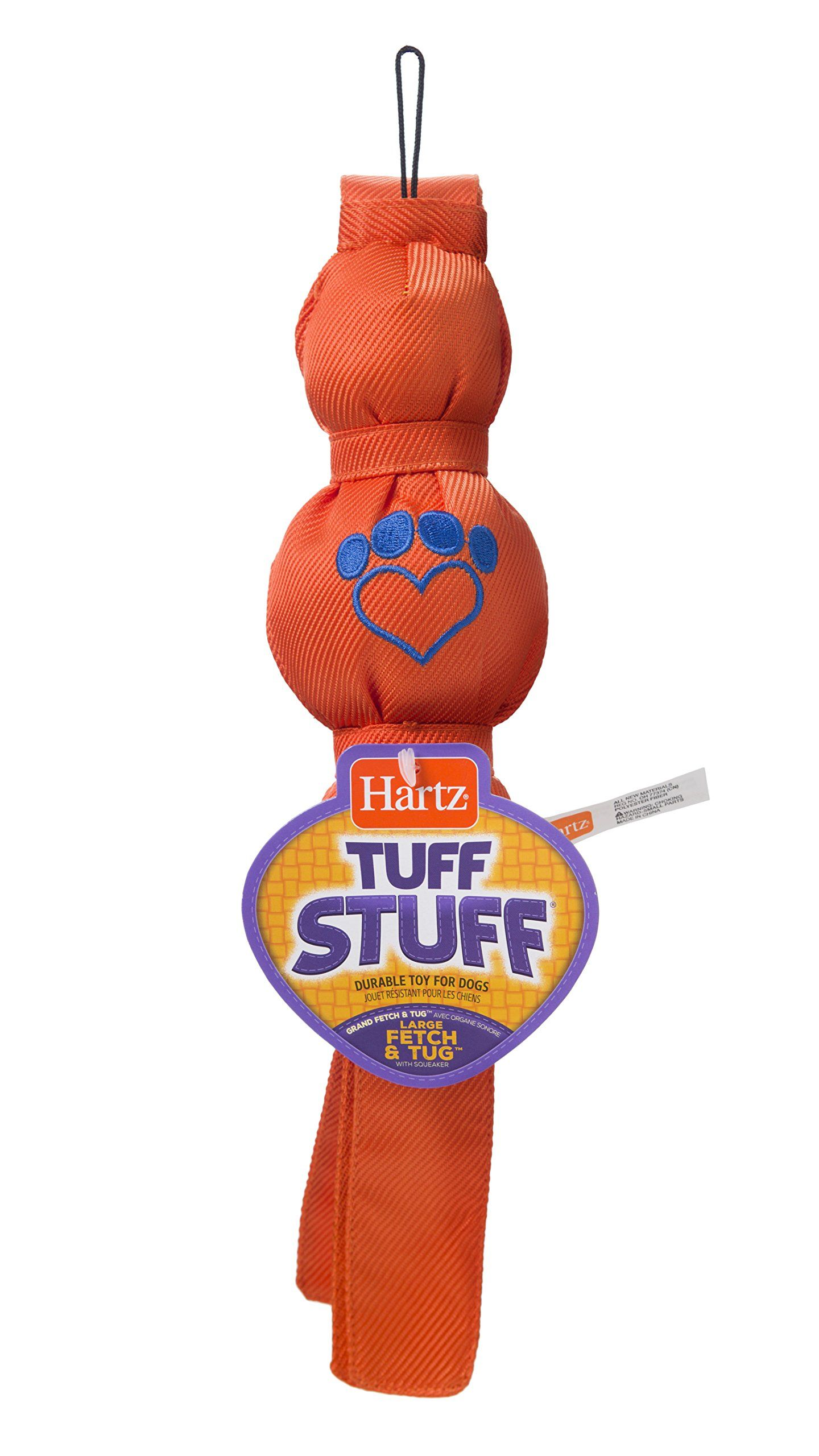 Hartz Tuff Stuff Fetch And Tug Dog Toy Large More Details Can
