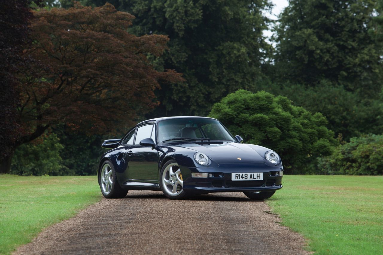 The 993 Turbo S Turbo S 911 Turbo S Porsche