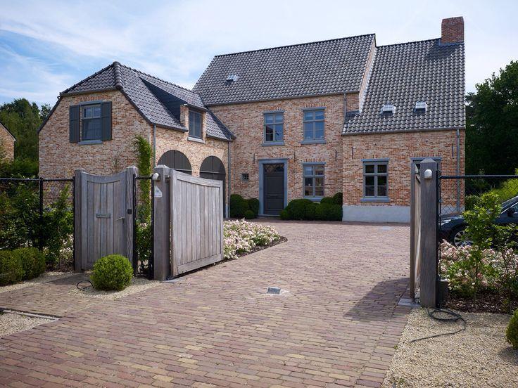 Pastorij houten aanbouw verlichting google zoeken idee n voor het huis pinterest - Huis exterieur model ...